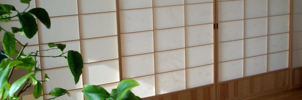 Japanische schiebetüren selber bauen  Shoji Japanische Schiebetüren von Takumi aus Berlin