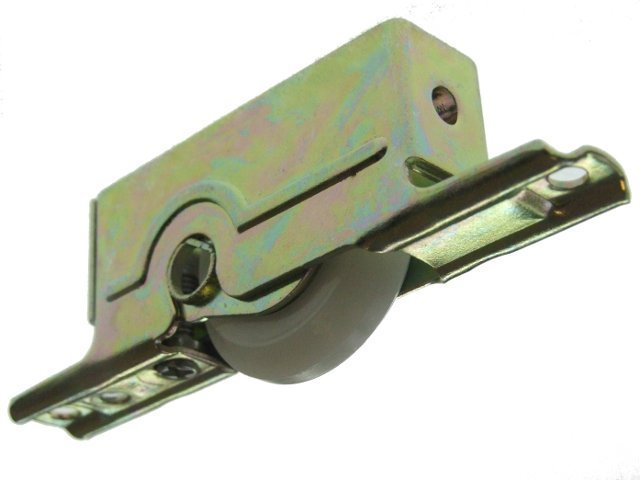 Turbo Schiebetürrollen für Schiebetüren, Trennwände und Möbeltüren TG97
