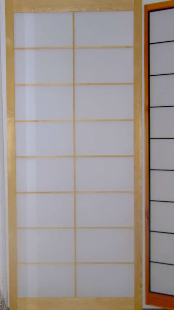 Schranktur Shoji Max Japanische Schiebetur Fur Kleiderschranke